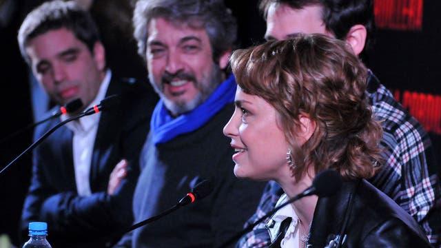 Ricardo Darín y Dolores Fonzi protagonizan La Cordillera