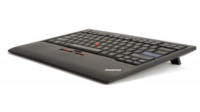 Un teclado de Thinkpad para escritorio