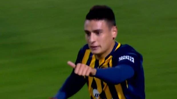 El único gol: Mauricio Martínez