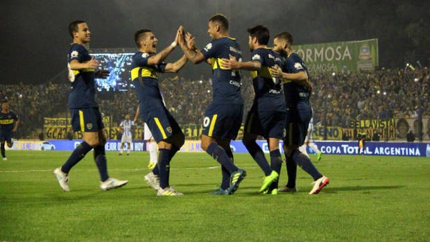 Todo listo para enfrentar a Cerro Porteño, su último rival antes de la Superliga