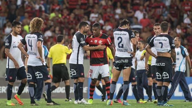 San Lorenzo tras caer goleado ante Flamengo