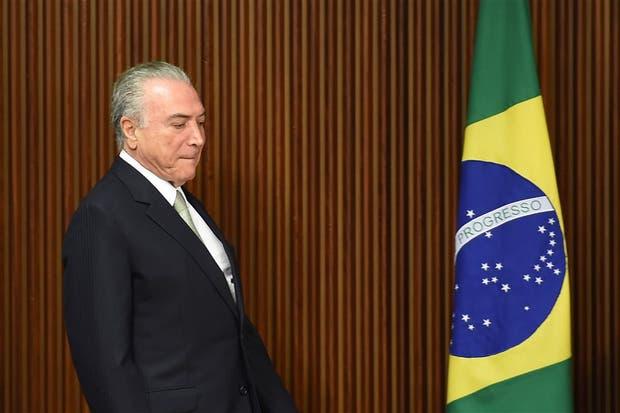 La reforma laboral en Brasil