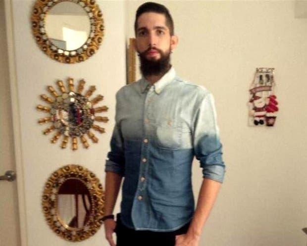 Meso Parra, el joven chef argentino detenido