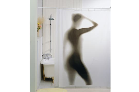 Cortina sexy: recuerde que no se puede vivir de ilusiones. Foto: http://www.bb-shopping.com