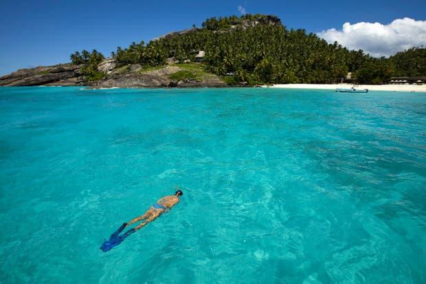 Las islas Seychelles, donde la Presidenta hizo escala durante dos días en enero pasado
