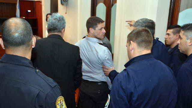 Néstor Pavón fue sentenciado a cinco años de presión por encubrimiento