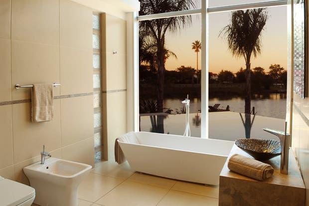 Azulejos Para Que El Baño Parezca Más Grande:Consejos para que el baño parezca más grande – Living – ESPACIO