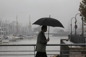 Las malas condiciones darán paso a jornadas con pocas nubes y templadas