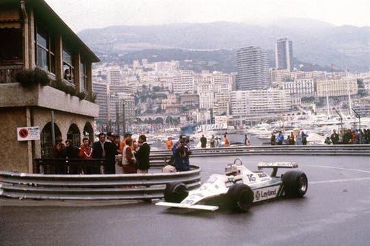 Reutemann fue piloto de Ferrari y Williams, entre otras marcas prestigiosas de la F1. Foto: Archivo