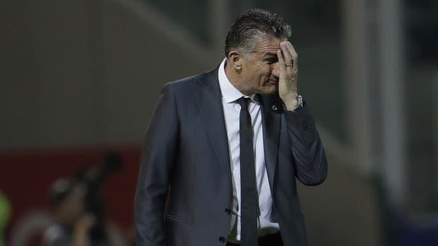 La preocupación de Bauza después de una doble fecha de Eliminatorias con signo negativo