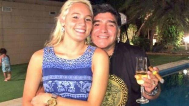 Diego Maradona estalló contra un periodista: