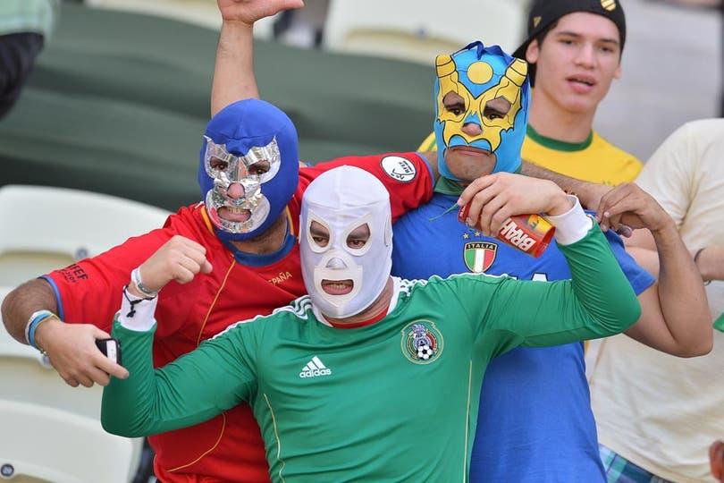 Los auténticos: el trío los panchos. Foto: Fotos de EFE, AP, AFP y Reuters