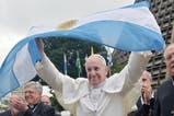 Fotos de Francisco y la Argentina