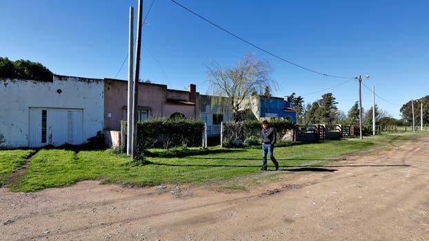 Los nuevos vecinos llegan con proyectos ecológicos, apoyados por una ONG. Foto: LA NACION / Ricardo Pristupluk
