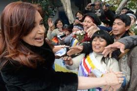 El diario español cuestionó las políticas económicas de Cristina Kirchner