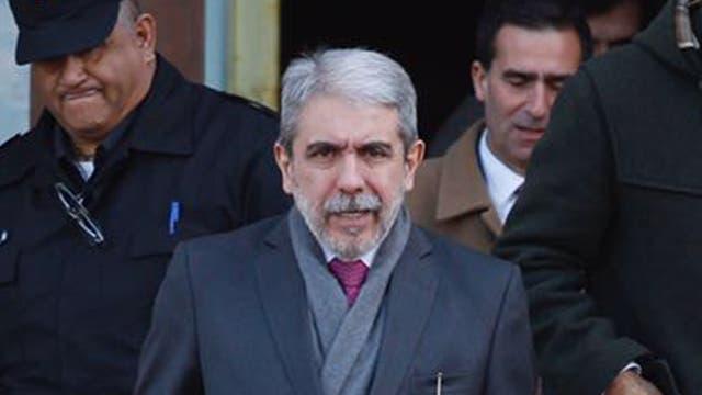El ex Jefe de Gabinete Aníbal Fernández, declaró el 18 de octubre