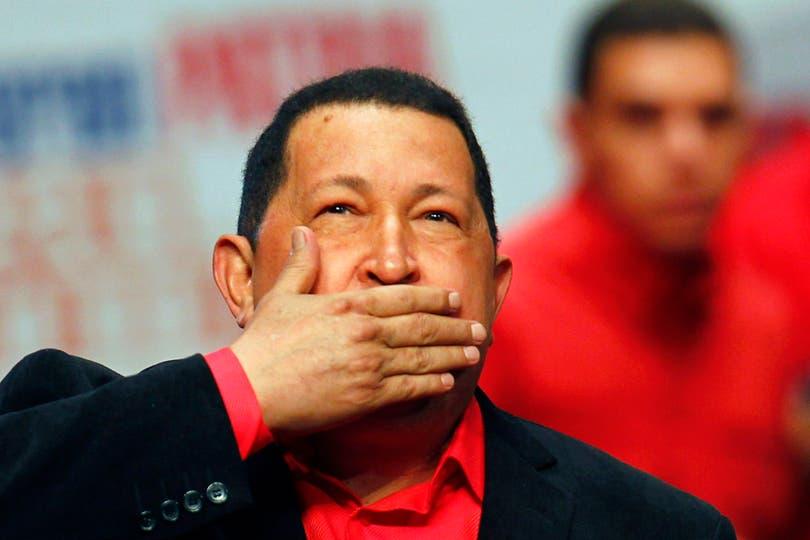 23 de febrero de 2012, durante un mitin. Foto: Reuters