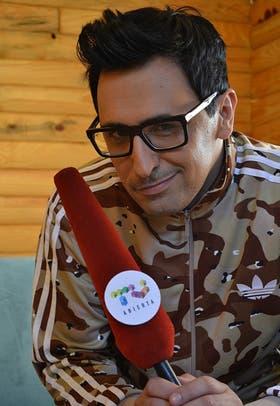 Franco también entrevistará a algunos famosos para Televisión abierta.