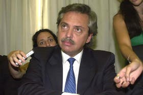 Alberto Fernández quiere ser candidato a diputado