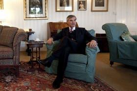 """El gobernador de Malvinas, Nigel Haywood, dijo que """"no tiene sentido"""" negociar con la Argentina"""