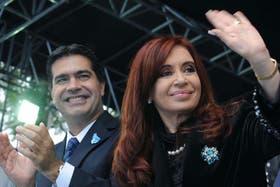 Capitanich se mostró en sintonía con el deseo de Cristina Kirchner de impulsar una ley de ética periodística