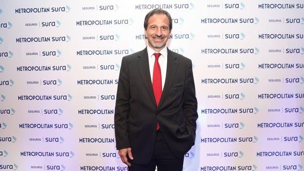Gonzalo Santos Mendiola, Ceo de SURA Argentina .