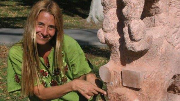 Silvia Barbero estudió bioquímica en la UBA. A los 33 años decidió dejar su trabajo como microbióloga para dedicarse al arte