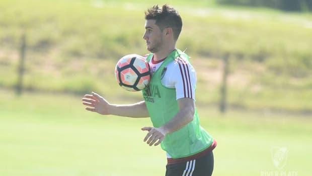 Alario lleva 40 goles en 78 partidos en River