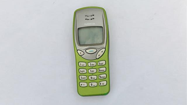 Un Nokia 3210