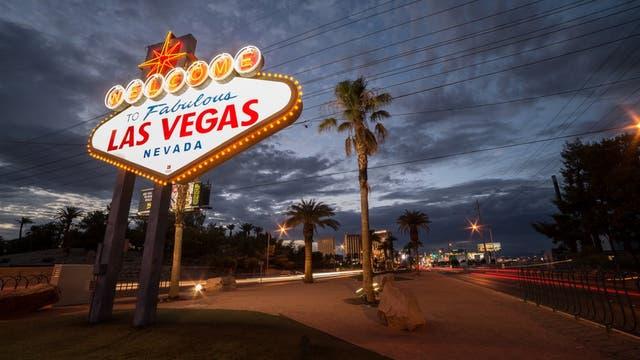 El 'strip' de Las Vegas es una de las calles más famosas de la ciudad. (Foto: Getty/wpd911)
