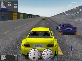 Torcs, el simulador de carreras de código abierto