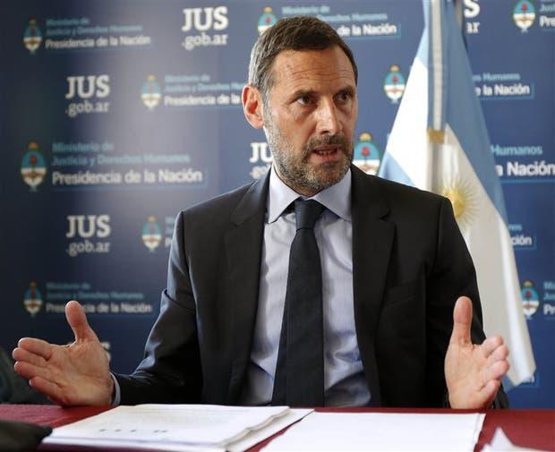Juan Félix Marteau, coordinador nacional de Combate contra Lavado de Activos y Financiamiento del Terrorismo