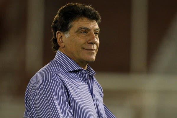 El último club que dirigió Brindisi fue Huracán, en 2011