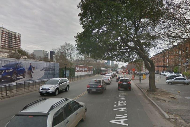 Alicia Moreau de Justo será una de las avenidas afectadas por los cambios en la Ciudad