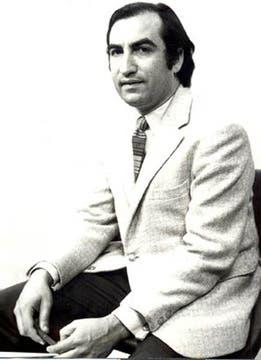 Tomás Eloy Martínez escribió su primer cuento cuando tenía menos de diez años. Foto: LA NACION
