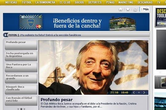 Foto: AFP / bocajuniors.com.ar