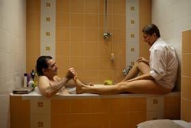 El adulterio está despojado en el film de cualquier dramatismo