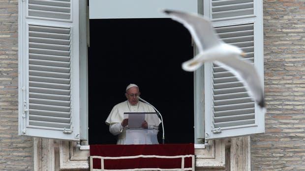 El Papa, en el Angelus
