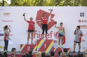 Viviana Chavez repitió la victoria del año pasado