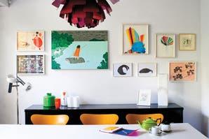12 ideas para decorar con arte