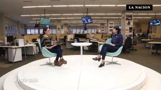 Entrevista completa a Florencia Torrente