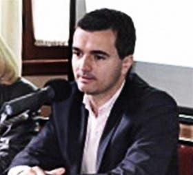 Carlos Cobas, director de Logística