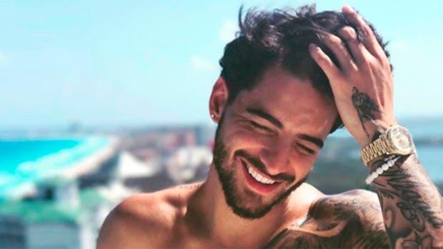 Maluma se desnuda en Instagram para promocionar su nuevo videoclip