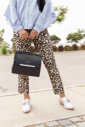 Vida eterna al Animal print