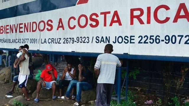 La abundante migración nicaragüense a Costa Rica ha convertido a los