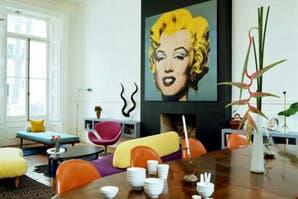 Cómo lograr el estilo Pop Art en tu casa