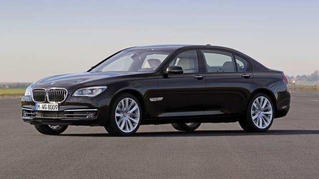 BMW Serie 7 Generación V