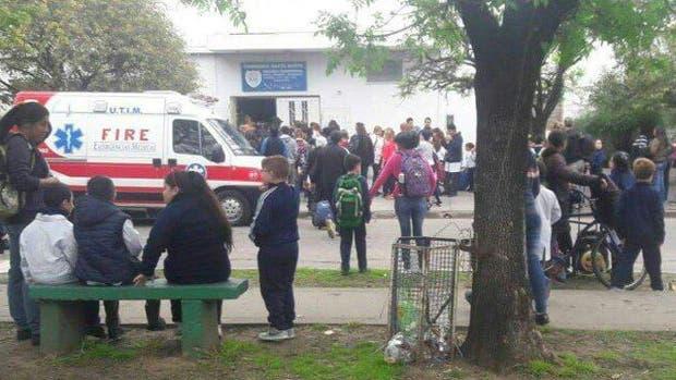 Al menos 29 niños intoxicados en una escuela religiosa en Villa Tesei