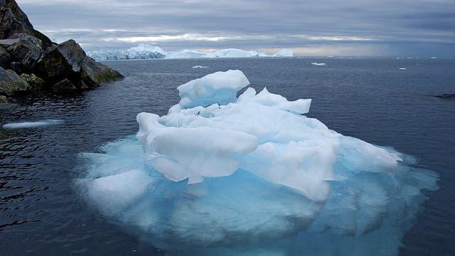 Estar cerca de un glaciar es una garantía de que tu ciudad no se inundará y no al revés, según los científicos de la NASA.