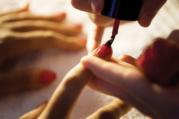 Podés aprovechar el mediodía para hacerte las manos. Foto: Xavier Martín